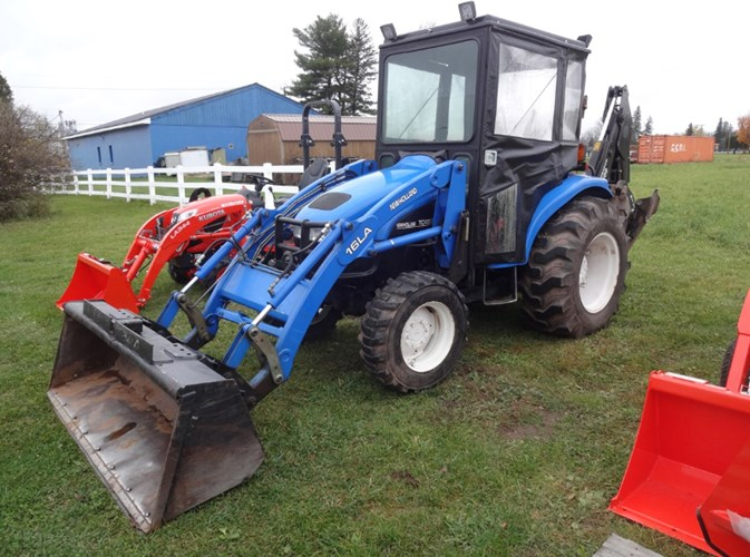 New Holland TC45D Tractor - Compact Utility For Sale