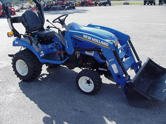 2018 New Holland workmaster 25s Tractor - Compact For Sale