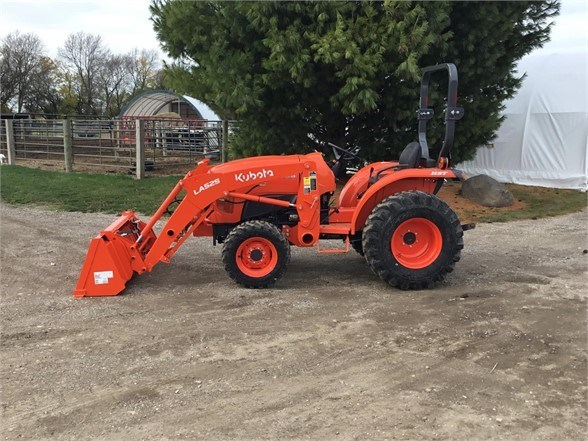 2020 Kubota L3901HST Tractor For Sale