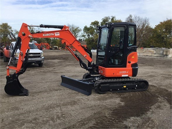 2020 Kubota U35-4 Excavator-Mini For Sale
