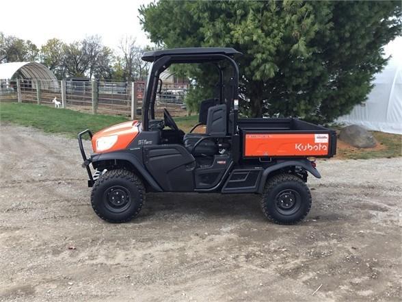 2020 Kubota RTVX1120WLH Utility Vehicle For Sale