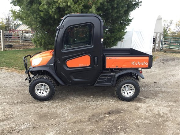 2020 Kubota RTVX1100CW Utility Vehicle For Sale