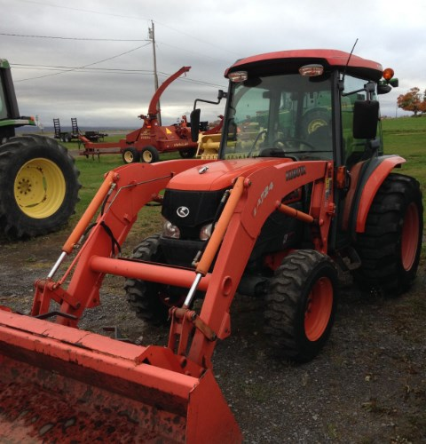 2008 Kubota L3940 Tractor For Sale