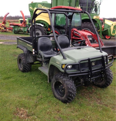 John Deere 620i Utility Vehicle For Sale
