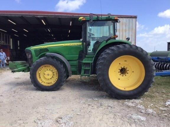2002 John Deere 8520 Tractor - Row Crop For Sale
