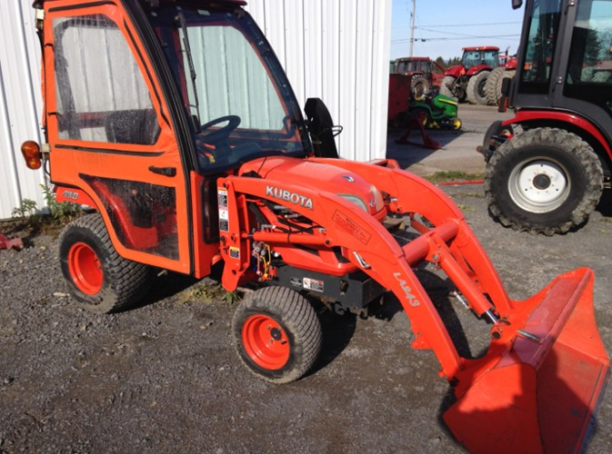 2008 Kubota BX2350 Tractor For Sale