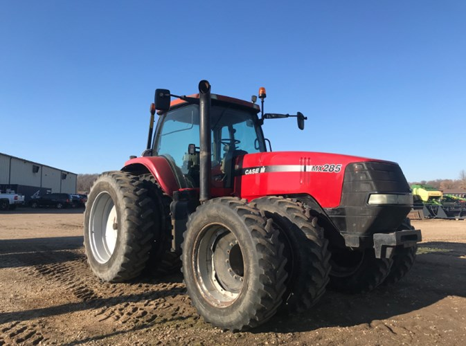 2003 Case IH MX285 Tractor For Sale