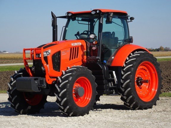 2020 Kubota M7-152 Tractor - Row Crop For Sale