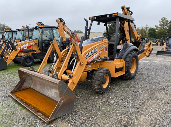 2015 Case 580N Loader Backhoe For Sale