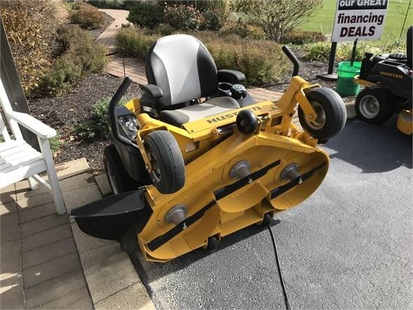 2020 Hustler RAPTOR FLIP-UP 48 Zero Turn Mower For Sale