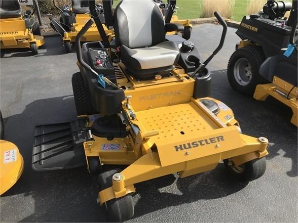 2020 Hustler FASTRAK 54 Zero Turn Mower For Sale