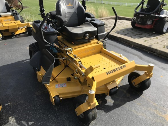 2021 Hustler X-ONE Zero Turn Mower For Sale