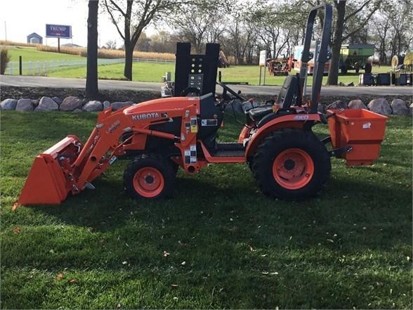 2020 Kubota B2410 Tractor For Sale
