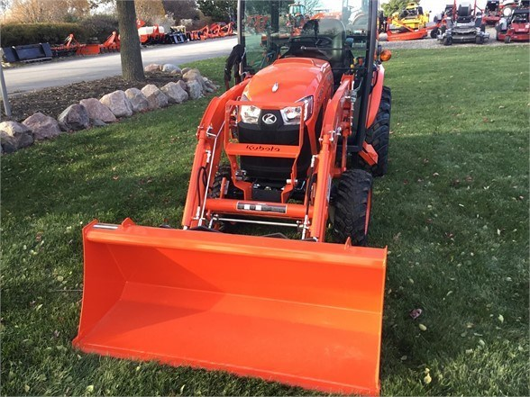 2021 Kubota LX3310HSDC Tractor For Sale