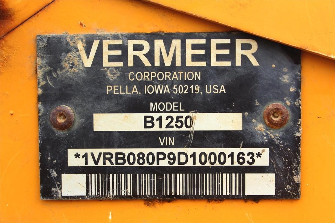 2013 Vermeer RTX1250 Image 24