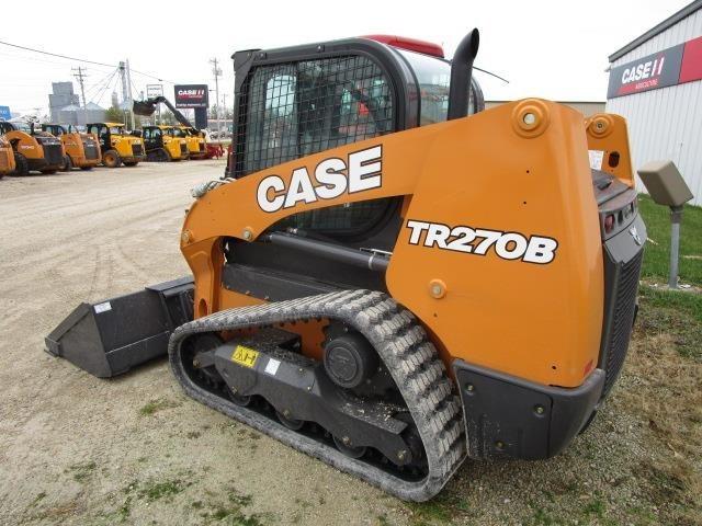 2020 Case TR270B T4 FINAL Crawler Loader For Sale