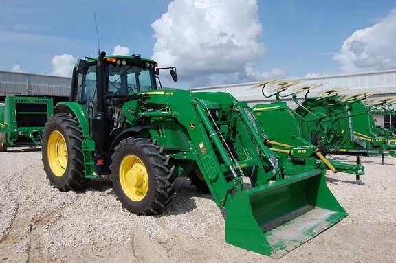 2019 John Deere 6145M Tractor - Row Crop For Sale