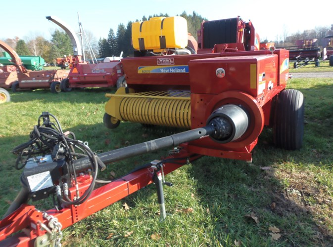 2016 New Holland BC5070 Baler-Square For Sale