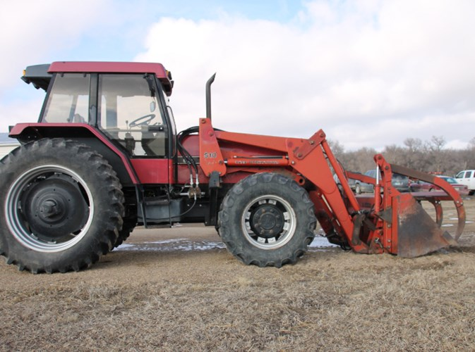 Case IH 5130 MFD Tractor For Sale