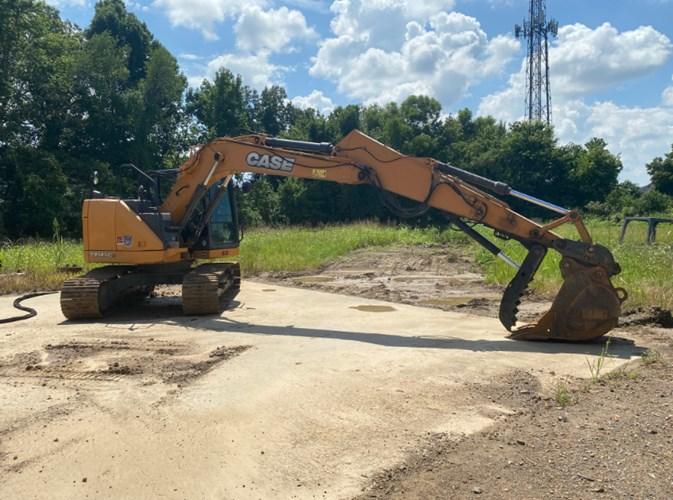 2014 Case CX145C Excavator-Track For Sale