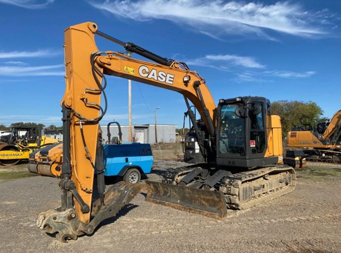 2019 Case CX145D Excavator-Track For Sale