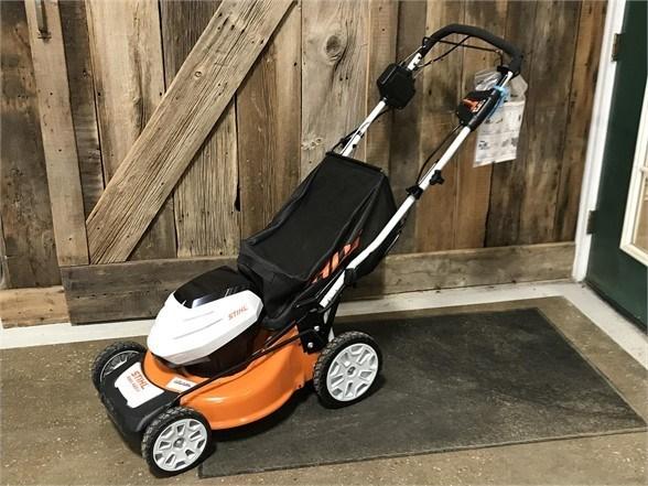 2020 Stihl RMA460V Walk-Behind Mower For Sale