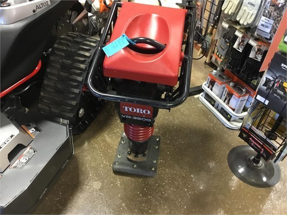 2019 Toro VR3500 Compactor-Soil For Sale