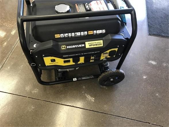 2020 Hustler HPGH8500 Generator For Sale