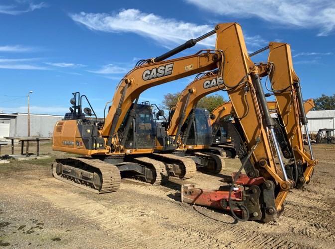 2016 Case 160D Excavator-Track For Sale