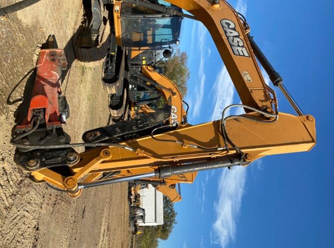 2017 Case 160D Excavator-Track For Sale