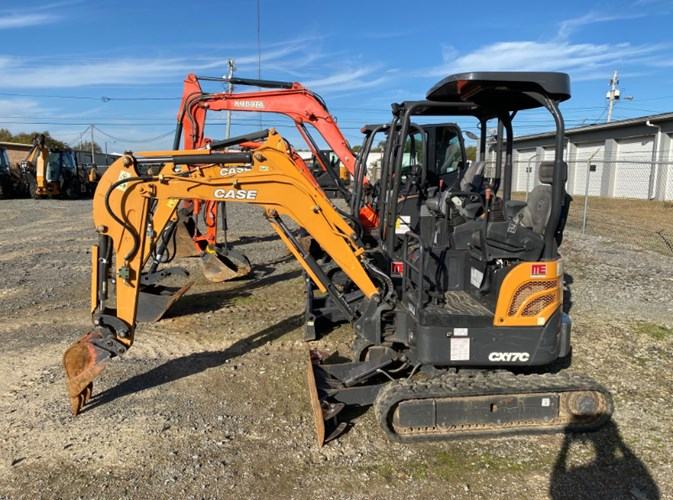 2013 Case CX17C Excavator-Mini For Sale