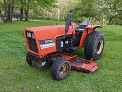 Tractor - Compact Utility For Sale 1978 Allis Chalmers 5020 , 25 HP