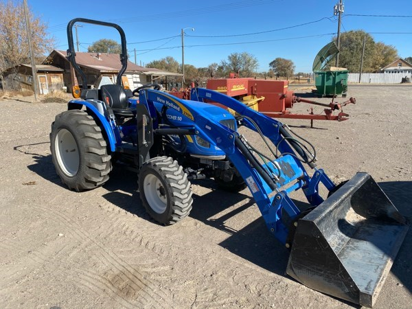 2012 New Holland BOOMER 50 Misc. Ag For Sale