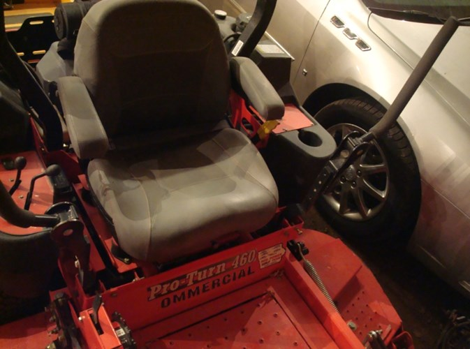 2014 Gravely PT460 Zero Turn Mower For Sale