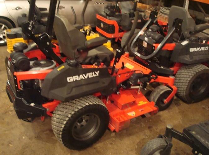 2019 Gravely PT460 Zero Turn Mower For Sale
