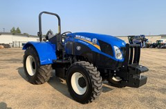 Tractor For Sale 2021 New Holland Workmaster 120 'California Special' ROPS , 120 HP