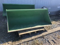 """Front End Loader Attachment For Sale John Deere BW15935 - 73"""" BUCKET"""