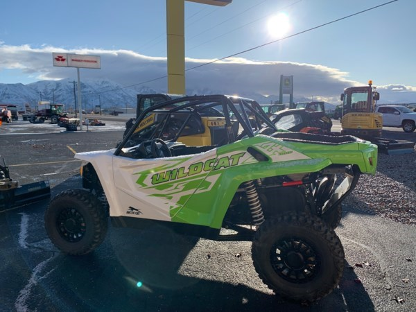 2021 Arctic Cat WILDCAT XX Recreational Vehicle For Sale