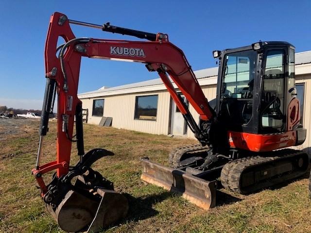 2015 Kubota KX0404R3A Excavator-Mini For Sale