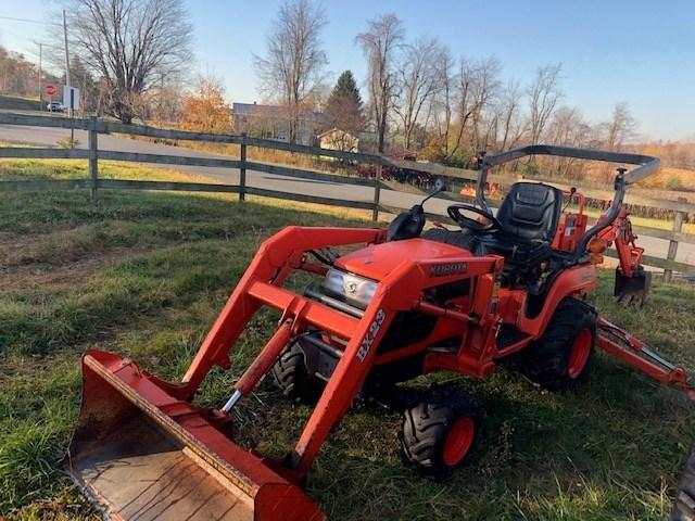 Kubota BX23MLB Tractor - Compact For Sale