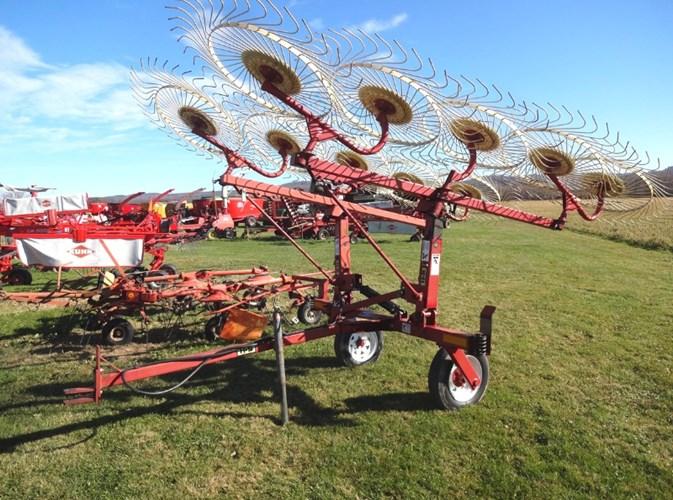 H & S CR10 Hay Rake-Wheel For Sale