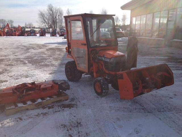 2004 Kubota BX1500D Tractor For Sale