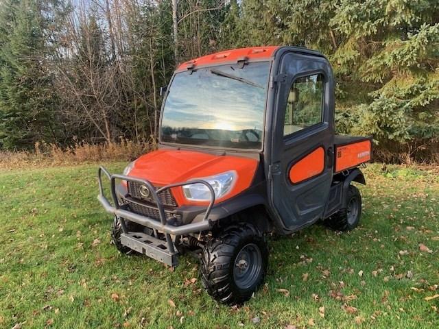 2016 Kubota RTV-X1100CWL-A Utility Vehicle For Sale