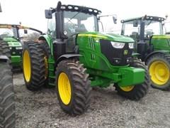 Tractor - Row Crop For Sale 2017 John Deere 6175R , 175 HP
