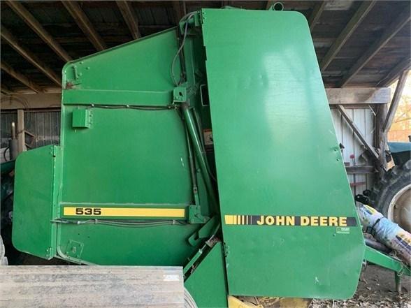 1989 John Deere 535 Baler-Round For Sale