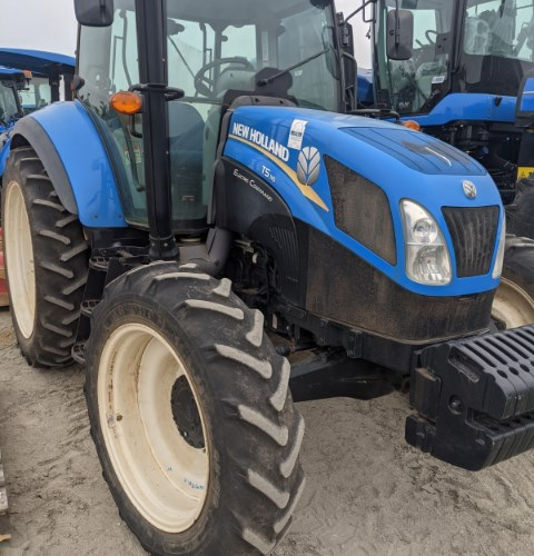 2015 New Holland T5.115 Tractor - Utility For Sale
