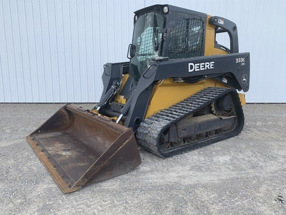 2016 John Deere 333E Skid Steer-Track For Sale