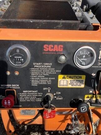 1995 Scag SM-72/E Image 3