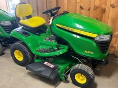Riding Mower For Sale 2021 John Deere X350 , 18 HP