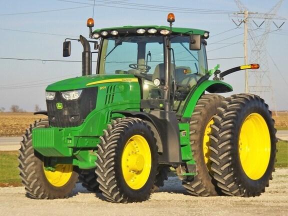 2013 John Deere 6170R Tractor - Row Crop For Sale